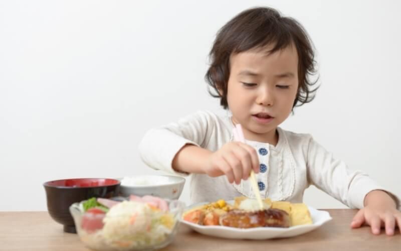 子どもの箸の練習・トレーニングに『エジソンのお箸』がおすすめ | 育児便利グッズ #30